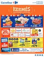 Portada Catálogo Carrefour Buenos Aires