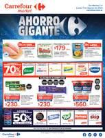 Portada Catálogo Carrefour Market
