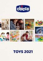 Portada Catálogo Chicco Toys