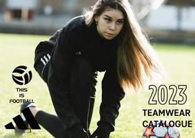 Portada Catálogo Adidas Football