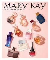 Portada Catálogo Mary Kay Fragancias