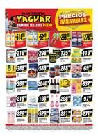 Portada Catálogo Yaguar