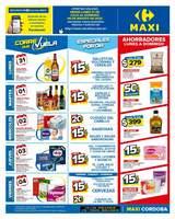 Portada Catálogo Carrefour Maxi Córdoba